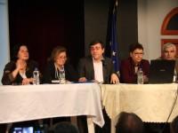 Η ΣΥMΠΟΛΙΤΕΙΑ παρουσίασε το πρόγραμμά της και τα στελέχη της που θα δουλέψουν στην κοινωνική πολιτική, για τη στήριξη των ευπαθών κοινωνικών ομάδων και την ενίσχυση της κοινωνικής συνοχής