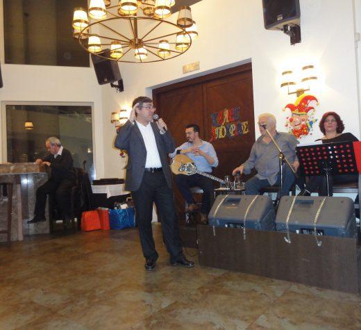 Εντυπωσιακή η συμμετοχή των συμπολιτών μας στον ετήσιο χορό της ΣΥΜΠΟΛΙΤΕΙΑΣ
