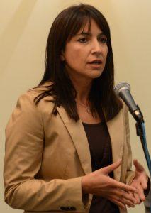 Η Δήμητρα Κεχαγιά, μηχανικός του ΕΜΠ και Δημοτική Σύμβουλος αναδείχθηκε νέα επικεφαλής της ΣΥΜΠΟΛΙΤΕΙΑΣ στη μαζική ολομέλεια στελεχών και φίλων του συνδυασμού