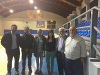 ΣΥΜΠΟΛΙΤΕΙΑ: Η επικεφαλής Δήμητρα Κεχαγιά με φορείς και συλλόγους της πόλης