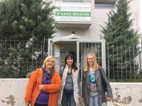 Επίσκεψη και καταγραφή των προβλημάτων στις κοινωνικές δομές του Δήμου από την υποψήφια Δήμαρχο Δήμητρα Κεχαγιά και στελέχη της ΣΥΜΠΟΛΙΤΕΙΑΣ