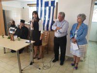 Η Δήμαρχος Δήμητρα Κεχαγιά παρέστη στον εορτασμό της 28ης Οκτωβρίου και τον αγιασμό της νέας περιόδου των ΚΑΠΗ του Δήμου Πεντέλης