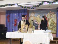 Στη δοξολογία για το Νέο Έτος στον Ιερό Ναό Ζωοδόχου Πηγής της Δημοτικής Κοινότητας Μελισσίων η Δήμαρχος Δήμητρα Κεχαγιά