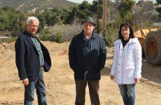 Εγκρίθηκε από το ΔΣ της ΕΥΔΑΠ η προγραμματική σύμβαση με το Δήμο Πεντέλης για την κατασκευή του έργου αποχέτευσης της Καλλιθέας