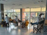 Άλλες 76 φιάλες αίματος συγκεντρώθηκαν από την αιμοδοσία που διοργάνωσε ο Δήμος Πεντέλης το 2ήμερο 7 και 8 Απριλίου