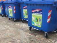 60 νέους κάδους ανακύκλωσης παρέλαβε ο Δήμος Πεντέλης