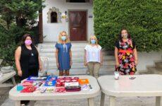 Συγκεντρώθηκαν σχολικά είδη για τα παιδιά των δικαιούχων του Κοινωνικού Παντοπωλείου