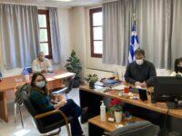 Έκτακτη συνεδρίαση του Σ.Τ.Ο. Πολιτικής Προστασίας. Δήμητρα Κεχαγιά: Είμαστε προετοιμασμένοι με οργάνωση και συντονισμό ανθρώπινου δυναμικού, οχημάτων και εξοπλισμού
