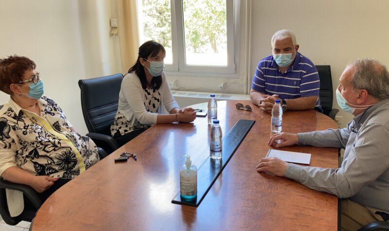 Δήμητρα Κεχαγιά: «Η πλήρης και αναβαθμισμένη λειτουργία του Νοσοκομείου Φλέμινγκ στην μετά Covid εποχή είναι αδιαπραγμάτευτη»